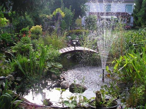 Comment faire un bassin de jardin soi meme